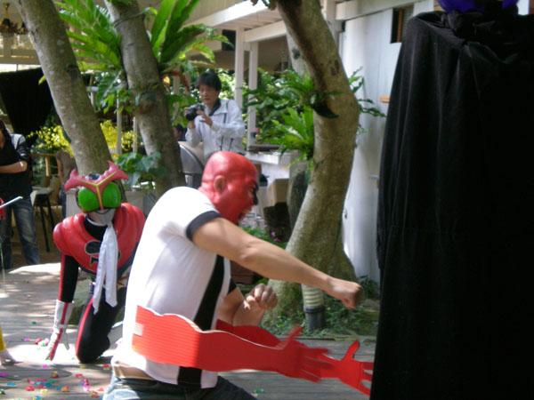 假面騎士的婚禮5