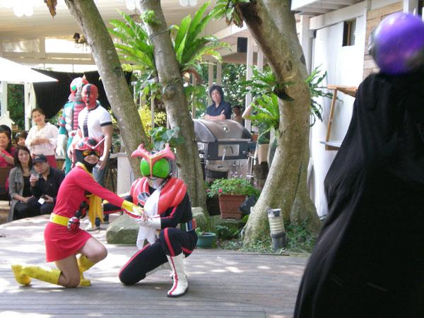 假面騎士的婚禮5-1