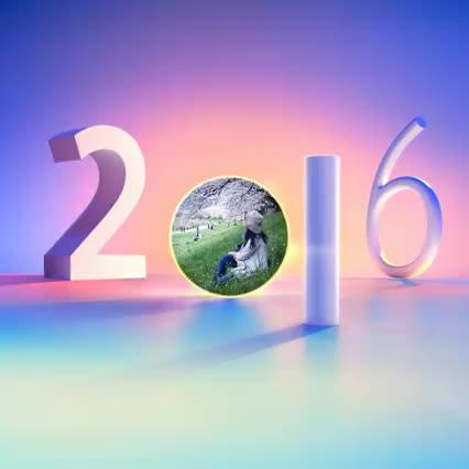 2016臉書回顧影片