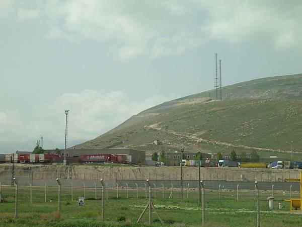 伊朗的邊界