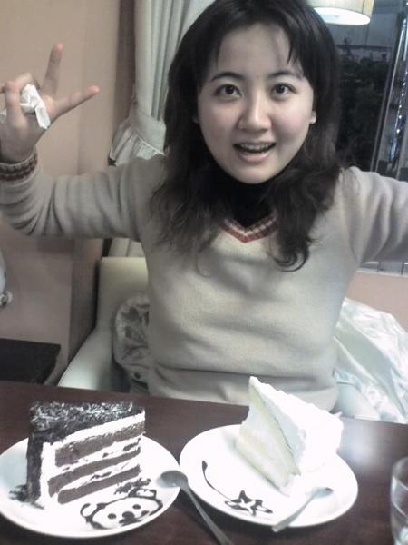 張喵與蛋糕