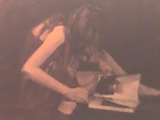 桃樂絲牆壁上的畫