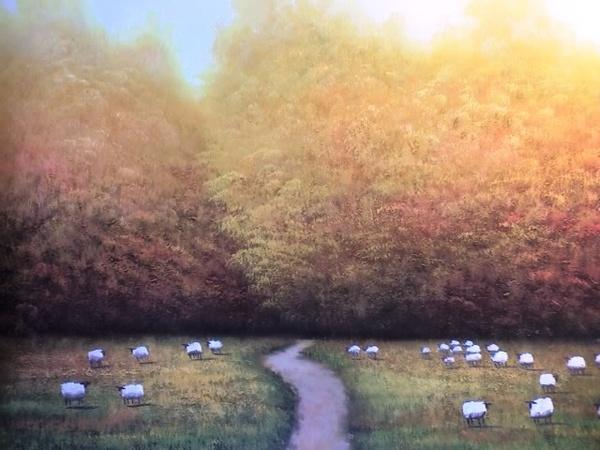 路邊的油畫 秋天版