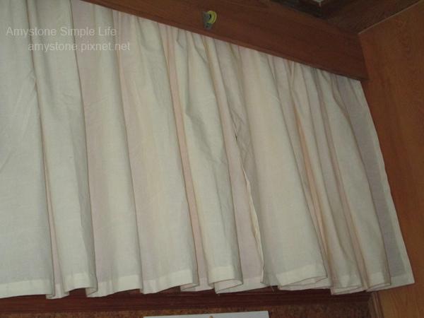 窗簾自己做