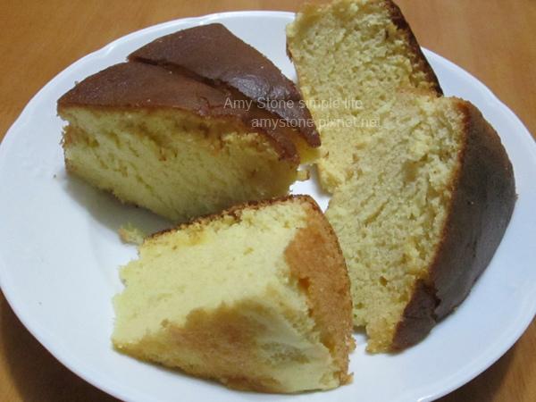 自製海棉蛋糕