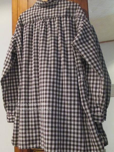 sew shirt