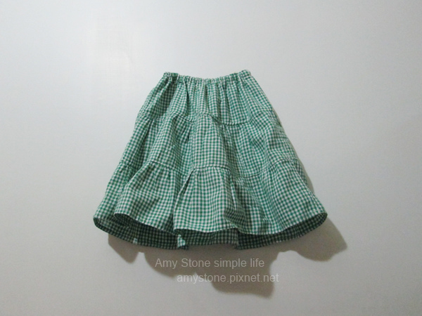 sew girl skirt
