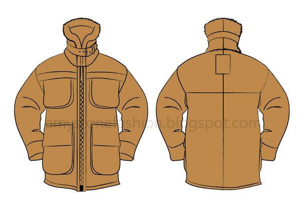 leather flight jacket  0117