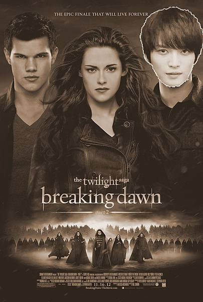 twilight poster - ps2