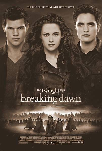 twilight poster sepia