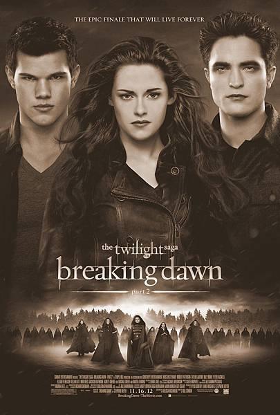twilight poster sepia