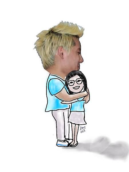 NII hug - Canni