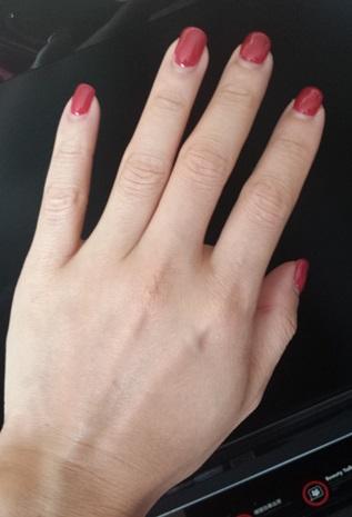 (s) my nail