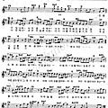 magic castle score and lyrics