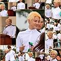 ceremony collage - blur