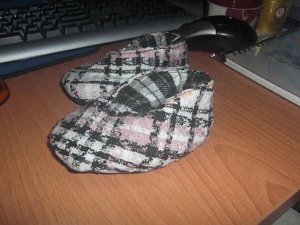 寶寶的第一雙鞋.JPG