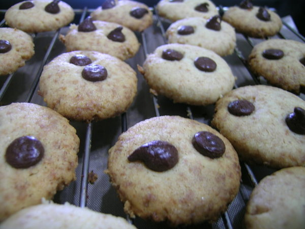 巧克力豆餅乾2