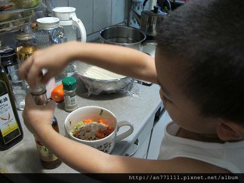 蔬菜蔥油餅 (11)