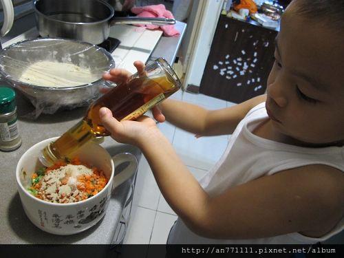 蔬菜蔥油餅 (14)