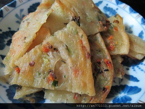 蔬菜蔥油餅 (42)