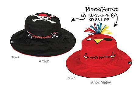 Pirate_Parrot_KidsHats
