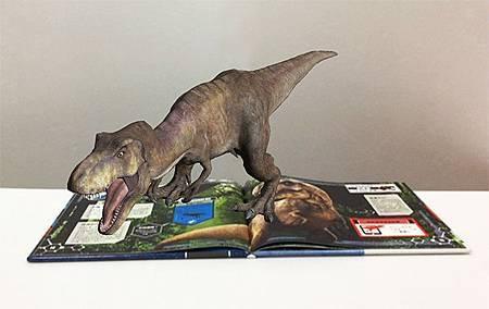 01-3.侏羅紀世界-單人模式實境