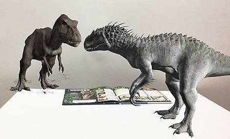 01-4.侏羅紀世界-雙人模式實境