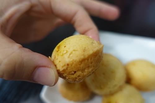 芒果奶油酥球 (30)