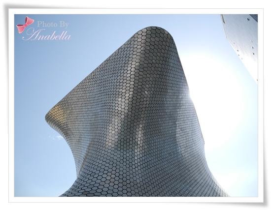 【墨西哥】墨西哥México-墨西哥市México City~Museo Soumaya索瑪亞博物館/墨西哥電信大亨卡洛斯·斯利姆·埃盧(Carlos Slim Helu)的收藏