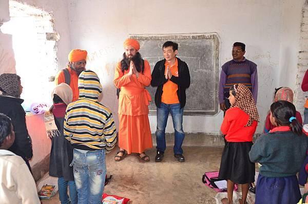 Service Tour - Ananda Nagar 2013 - 09