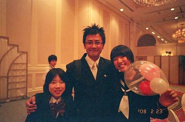 真祐和Natsumi都長大了