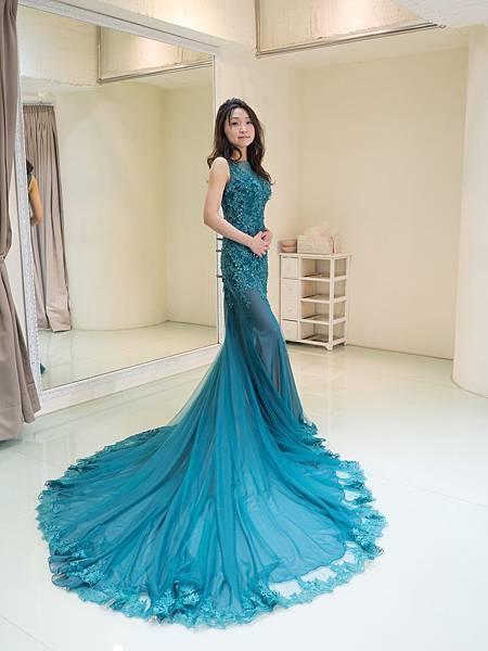 [試穿]婚紗禮服 推薦