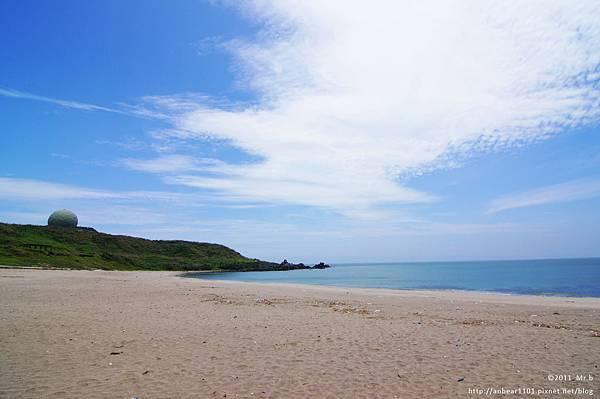 老梅石槽沙灘
