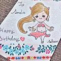 Amelie 生日快樂!
