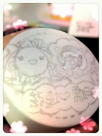 【客製橡皮章】婚禮章*明儒&逸弦