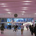 札幌車站西改南口
