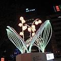 大通公園燈節展示
