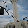 新的五稜郭塔