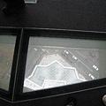 塔上有一小塊以強化玻璃作的地板