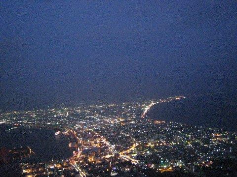 函館山百萬葉景~喔耶~
