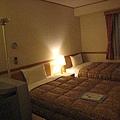 東橫Inn房間內部