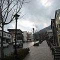 八幡坂街景
