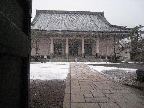 東本願寺函館別願