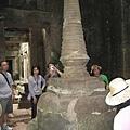 Preah Khan寺中心