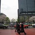 東京車站前