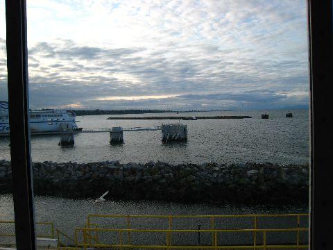 準備搭Ferry前往Vancouver Island了!