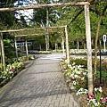 Butchart Gardens入口