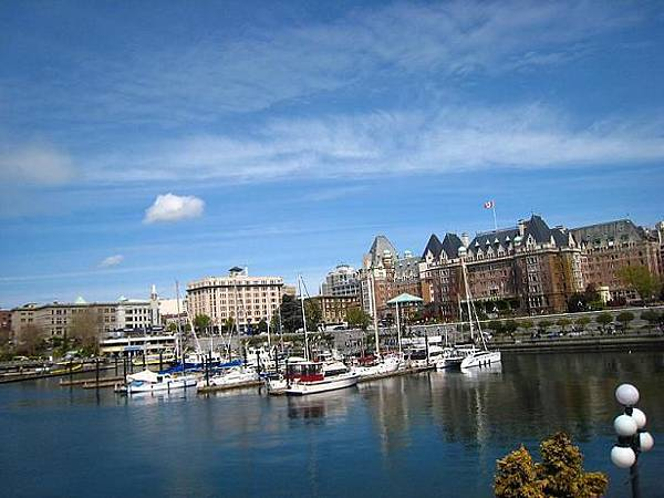 Harbor & Empress Hotel