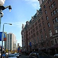 Victoria的街景