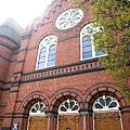 Victoria街上的教堂